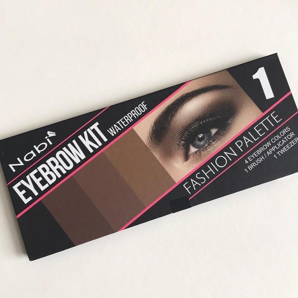 Nabi Makeup Eyebrow Colors Poshmark